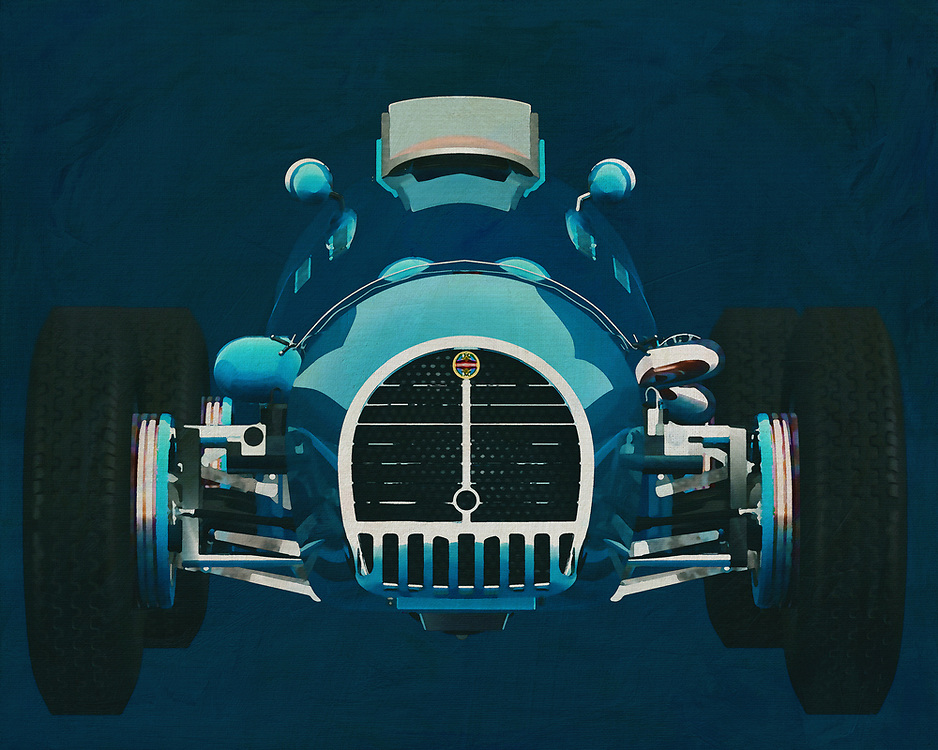 Gordini T16 Grand Prix 1952<br />