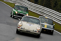 #7 Keith Waters Porsche 911 1991 during the CSCC Adams and Page Swinging Sixties at Oulton Park, Little Budworth, Cheshire, United Kingdom. October 15 2016. World Copyright Peter Taylor/PSP. <br /> Copy of publication required for printed pictures.  Every used picture is fee-liable. http://archive.petertaylor-photographic.co.uk