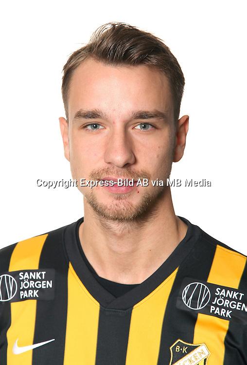 Jasmin Sudic<br /> Halvfigur<br /> @Leverans<br /> Allsvenskan 2016<br /> Fotboll