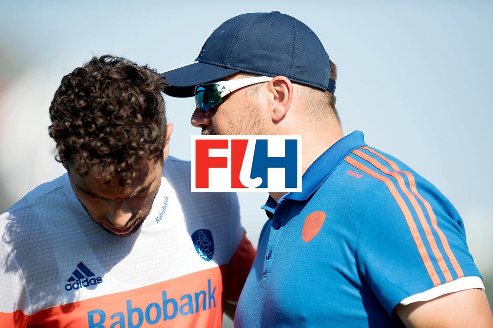 BREDA - Rabobank Hockey Champions Trophy<br /> The Netherlands - India<br /> Photo: Max Caldas.<br /> COPYRIGHT WORLDSPORTPICS FRANK UIJLENBROEK