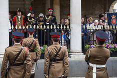 2019-05-18 Household Cavalry Freedom of Entry march