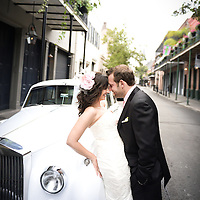 French Quarter - Just Married