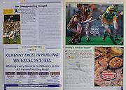 All Ireland Senior Hurling Championship - Final, .10.09.2000, 09.10.2000, 10th September 2000, .10092000AISHCF,.Senior Kilkenny v Offaly,.Minor Cork v Galway,.Kilkenny 5-15, Offaly 1-14, .Carroll Meats, Offaly's Niall Claffey,