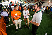 Carol Soffer Football Indoor Practice Facility Groundbreaking