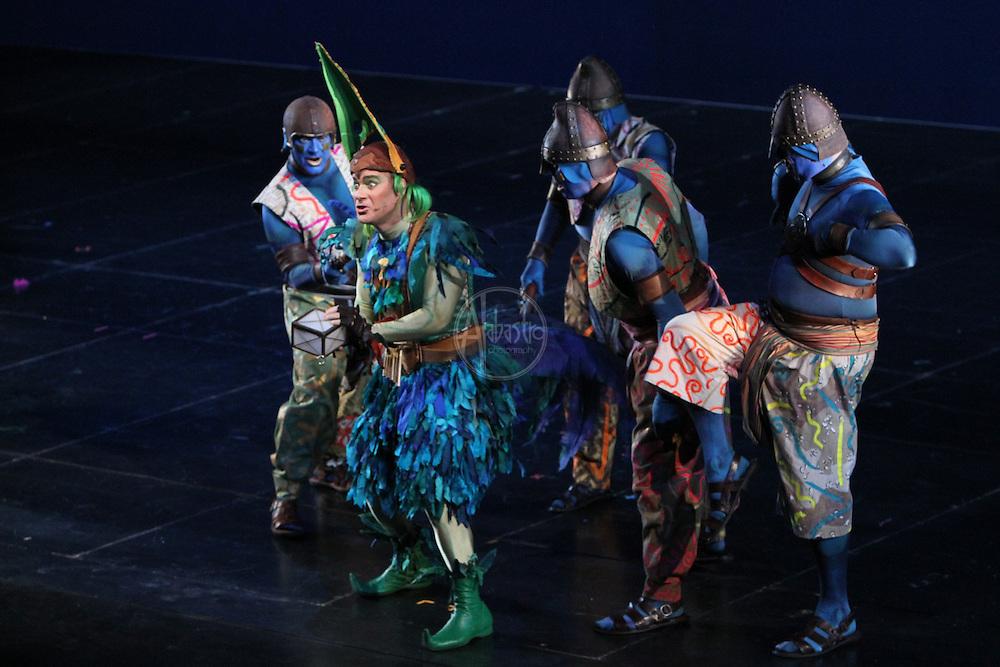 Seattle Opera's 2011 production of Magic Flute.