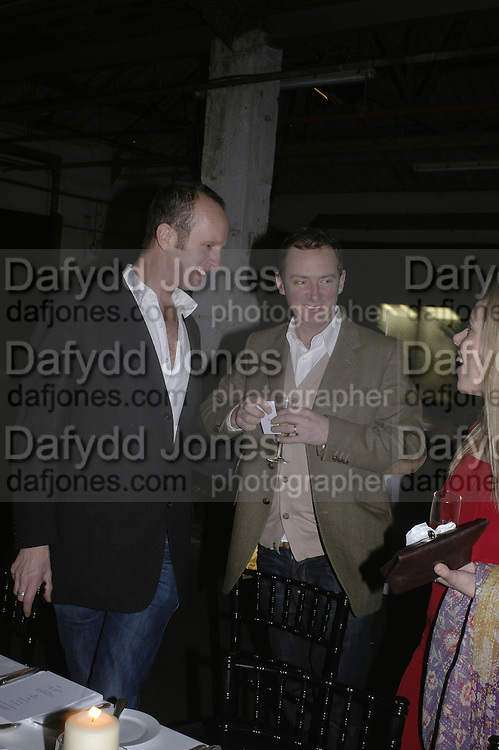 Johnnie Shand Kydd and Gary Hume, Aperiatur Terra, Private View of work by  Anselm Kiefer<br />