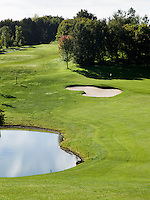 SAINT OMER (France) - Hole 13. AA Saint-Omer Golf Club. Copyright Koen Suyk