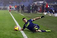 Foto LaPresse/Filippo Rubin<br /> 26/12/2018 Ferrara (Italia)<br /> Sport Calcio<br /> Spal - Udinese - Campionato di calcio Serie A 2018/2019 - Stadio &quot;Paolo Mazza&quot;<br /> Nella foto: KEVIN LASAGNA (UDINESE)<br /> <br /> Photo LaPresse/Filippo Rubin<br /> December 26, 2018 Ferrara (Italy)<br /> Sport Soccer<br /> Spal vs Udinese - Italian Football Championship League A 2018/2019 - &quot;Paolo Mazza&quot; Stadium <br /> In the pic: KEVIN LASAGNA (UDINESE)
