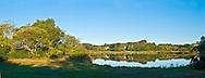 New York, East Hampton, Hook Pond, Long Island, South Fork