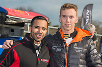 Ahmad Al Harthy and Daniel Lloyd at the 2015 British GT Championship at Oulton Park, Little Budworth, Chesihre, United Kingdom. 4th & 6th April 2015. World Copyright: Peter Taylor/PSP. Copy of publication required for printed pictures. Every used picture is fee-liable.http://archive.petertaylor-photographic.co.uk