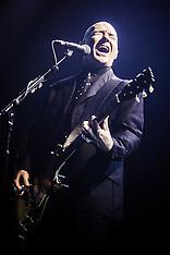 Ultravox concert, Birmingham NIA