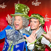 NLD/Amsterdam/20161012 - RTL presenteert cast The Christmas Show, Carlo Boszhard en Buddy Vedder