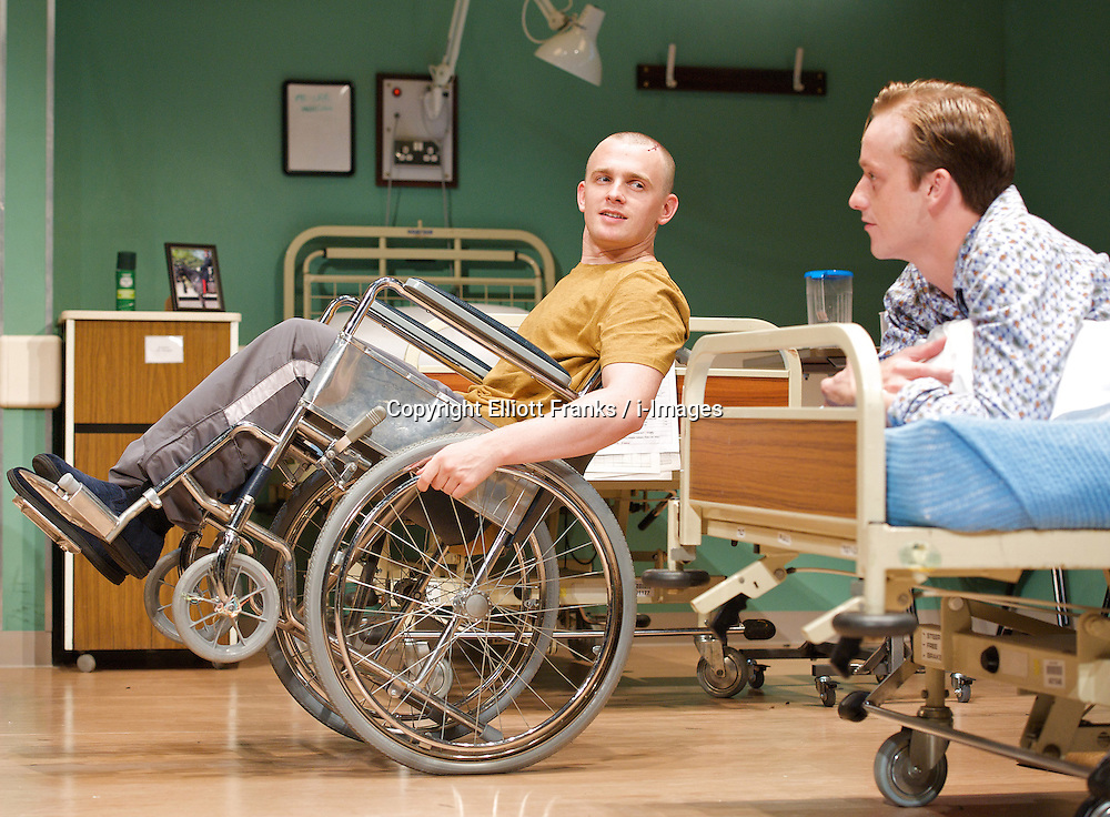 'Our Boys' by Jonathan Lewis, Directed by David Grindley, The Duchess Theatre, London, Great Britain September 28, 2012. Photo by Elliott Franks / i-Images.