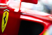 November 21-23, 2014 : Abu Dhabi Grand Prix, Ferrari F14T detail