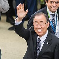 Foto Piero Cruciatti / LaPresse<br /> 16-10-2015 Milano, Italia<br /> Attualit&agrave; <br /> Ban Ki-Moon visita Expo Milano 2015<br /> Nella Foto: Ban Ki-Moon<br /> Photo Piero Cruciatti / LaPresse<br /> 16-10-2015 Milan, Italy<br /> Italian News<br /> Ban Ki-Moon visits Expo Milano 2015<br /> In the Photo: Ban Ki-Moon