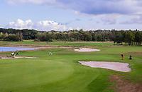 OOSTERHOUT - Hole 5. Oosterhoutse Golf Club. COPYRIGHT KOEN SUYK