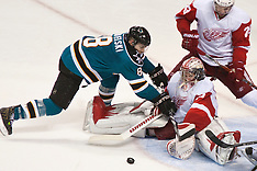 20100502 - Detroit Red Wings at San Jose Sharks (NHL Hockey)