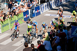 Winner IMPEY Daryl of Orica-Green Edge during 2nd Stage (177,4 km) at 19th Tour de Slovenie 2012, on June 15, 2012, in Kocevje, Slovenia. (Photo by Matic Klansek Velej / Sportida.com)