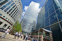 One Canada Square, Canary Wharf