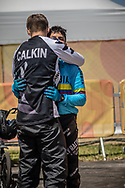 2018 Youth Olympic Games<br /> Buenos Aires, Argentina<br /> Mixed BMX - Race<br /> Final Men<br /> CALKIN Cailen (NZL)