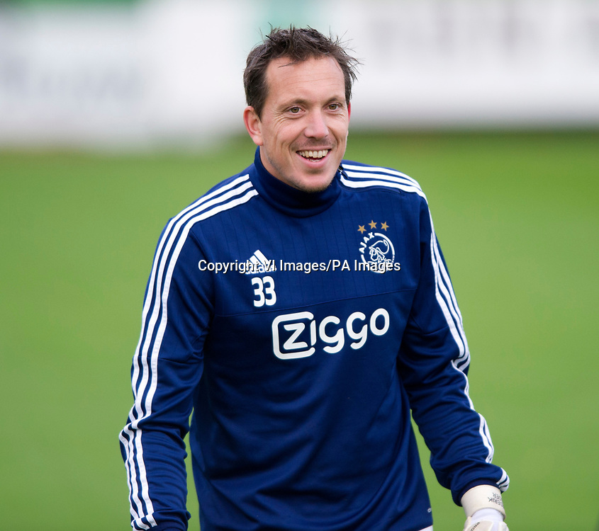 Diederik Boer, Ajax Amsterdam goalkeeper