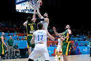 DESCRIZIONE : Lille Eurobasket 2015 Quarti di Finale Quarter Finals Lituania Italia Lithuania Italy<br /> GIOCATORE : Andrea Bargnani<br /> CATEGORIA : tiro schiacciata sequenza<br /> SQUADRA : Italia Italy<br /> EVENTO : Eurobasket 2015 <br /> GARA : Lituania Italia Lithuania Italy<br /> DATA : 16/09/2015 <br /> SPORT : Pallacanestro <br /> AUTORE : Agenzia Ciamillo-Castoria/Max.Ceretti<br /> Galleria : Eurobasket 2015 <br /> Fotonotizia : Lille Eurobasket 2015 Quarti di Finale Quarter Finals Lituania Italia Lithuania Italy