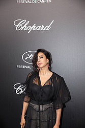 May 21, 2019 - Cannes, France - 72eme Festival International du Film de Cannes. Soiree de remise des Trophees Chopard 2019. 72th International Cannes Film Festival. 2019 Chopard Trophy.....239600 2019-05-20  Cannes France.. Labaki, Nadine (Credit Image: © Yacine Fort/Starface via ZUMA Press)