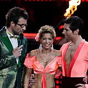 DUI/Berlin/20100528 - Finale Let's Dance 2010, presentatoren Daniel Hartwich en Sylvie van der Vaart en Christian Bärens