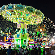 Fair in Leon Mexico