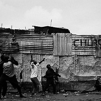 14 year old Lucy lives in the Mathare slums in Nairobi, and dreams to be a doctor when she grows up. She chose photography as a medium because it overcomes language barriers : through photography, she can share her story in Mathare with the rest of the world.