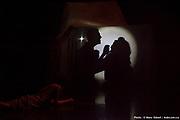 Spectacle Loin d'ici du Théâtre de marionnettes Bolchoï (BTK - Russie) lors du 12e Festival de Casteliers, marionettes pour adultes et enfants - 2017 à  Theatre d'Outremont / Montreal / Canada / 2017-03-08, Photo © Marc Gibert / adecom.ca