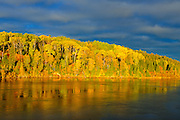 Autumn on Lac Seul<br /> Ear Falls<br /> Ontario<br /> Canada