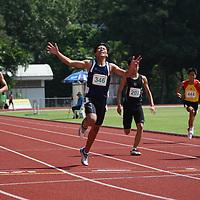 C Division Boys 200m