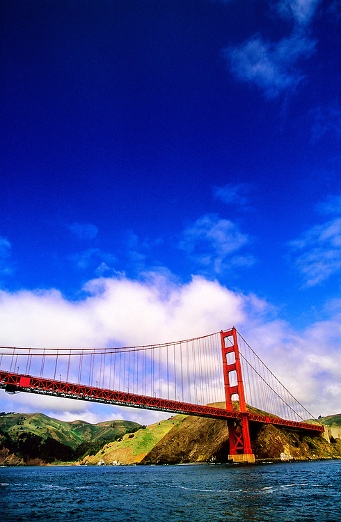 Golden Gate Bridge, San Francisco, California USA