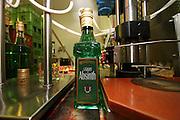 Jindrichuv Hradec/Tschechische Republik, Tschechien, CZE, 31.08.2007: Das Unternehmen Hill&acute;s Liquere S.R.O. wurde 1920 von Albin Hill  gegr&uuml;ndet. Die Tradition wurde 1947 von Radomil Hill weitergef&uuml;hrt - heute wird das Unternehmen von seiner Tochter Ilona Musialova geleitet. Hill&acute;s Absinth wird in der s&uuml;db&ouml;hmischen Stadt  Jindrichuv Hradec produziert.<br /> <br /> Jindrichuv Hradec/Czech Republic, CZE, 31.08.2007: Albin Hill established Hill's Liguere in 1920. He started out as a wine wholesaler and soon after he began producing his own liquor and liqueurs. In 1947 his son Radomil Hill continues this tradition and today his daughter Ilona Musialova is leading the company.