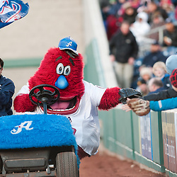 Archie, 2012. Photo by David Calvert/Reno Aces