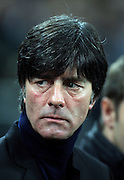 JOACHIM LOW.GERMANY V IVORY COAST.GERMANY V IVORY COAST.VELTINS ARENA, GELSENKIRCHEN, GERMANY.18 November 2009.GAA3906..  .WARNING! This Photograph May Only Be Used For Newspaper And/Or Magazine Editorial Purposes..May Not Be Used For, Internet/Online Usage Nor For Publications Involving 1 player, 1 Club Or 1 Competition,.Without Written Authorisation From Football DataCo Ltd..For Any Queries, Please Contact Football DataCo Ltd on +44 (0) 207 864 9121