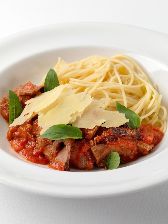 Spaghetti Ragout 004