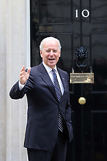 FEB 05 2013 Joe Biden US Vice President at No10