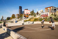 Basketball @ Yesler Terrace Park