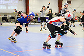 Emerald City Reservoir Dolls vs. I-5 Rollergirls