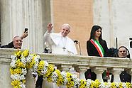 20190326 -  Visita in Campidoglio di Sua Santità Papa Francesco
