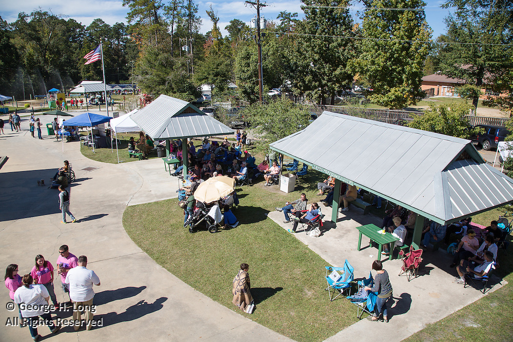 2015 Water Festival in Abita Springs Park
