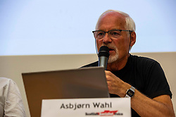 Pictured: Asbjørn Wahl<br />