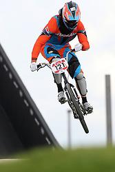 08-08-2012 FIETSCROSS: OLYMPISCHE SPELEN 2012 BMX: LONDEN<br /> Raymon van der Biezen<br /> ***NETHERLANDS ONLY***<br /> ©2012-FotoHoogendoorn.nl