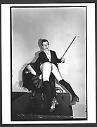 Victorian Spanking Society party. Industria ?Superstudio. New York. December 1994.