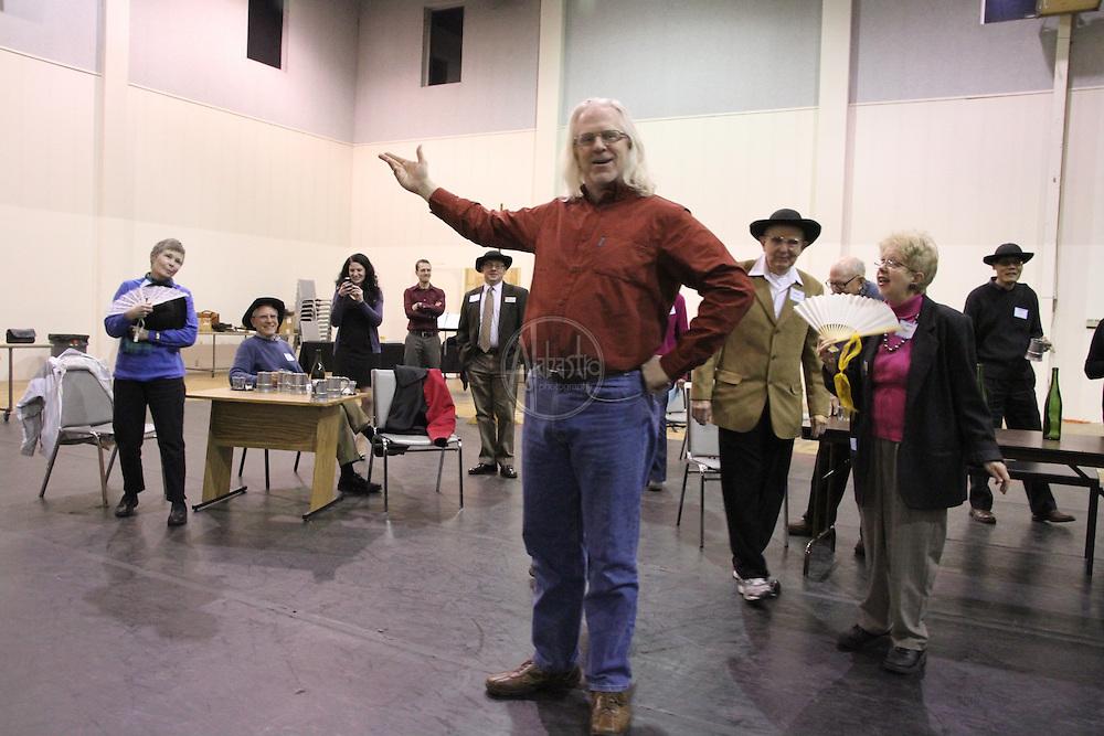Seattle Opera Insider's Series: Production Elements, Nov. 9, 2011.