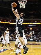 20101108 NBA Spurs v Bobcats