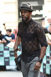 June 20, 2019 - New York, NY, USA - June 20, 2018 New York City..Mustafa Shakir made an appearance on Build Series on June 20, 2018 in New York City. (Credit Image: © Kristin Callahan/Ace Pictures via ZUMA Press)