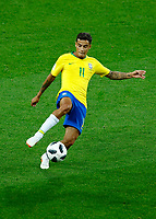 Coutinho Philippe (Brazil)<br /> Moscow 27-06-2018 Football FIFA World Cup Russia  2018 <br /> Serbia - Brazil / Serbia - Brasile<br /> Foto Matteo Ciambelli/Insidefoto